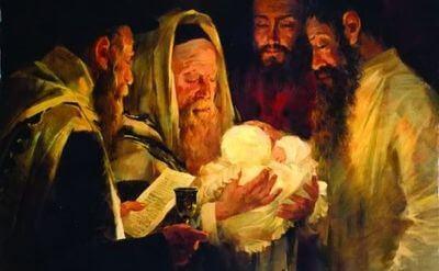 Молитва – Сгула, связанная с плачем младенца во время Брита